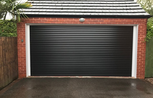New Garage Door Installation in Sherwood