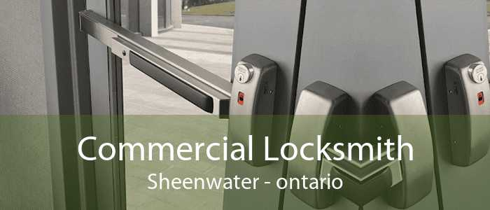Commercial Locksmith Sheenwater - ontario