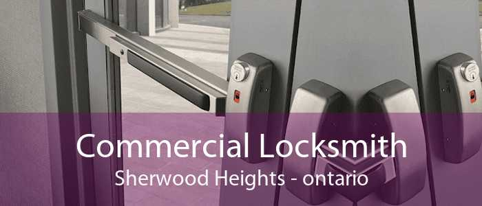 Commercial Locksmith Sherwood Heights - ontario