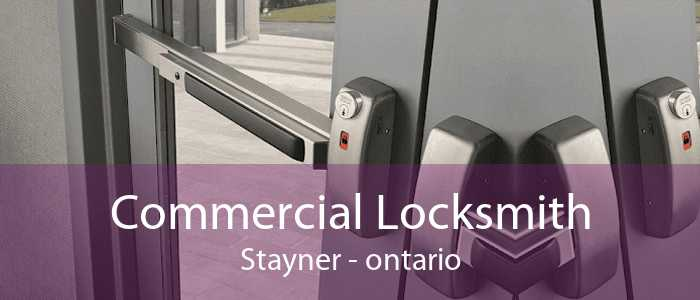 Commercial Locksmith Stayner - ontario