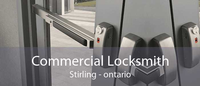 Commercial Locksmith Stirling - ontario
