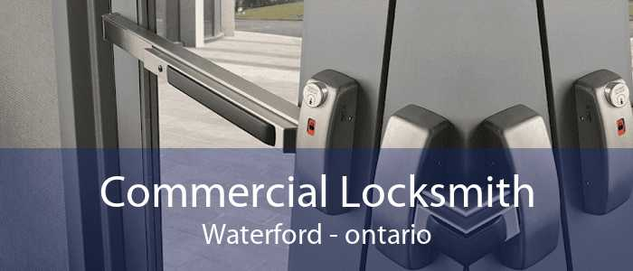 Commercial Locksmith Waterford - ontario