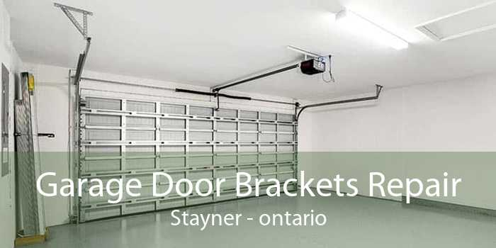 Garage Door Brackets Repair Stayner - ontario