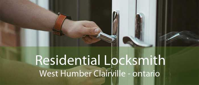 Residential Locksmith West Humber Clairville - ontario
