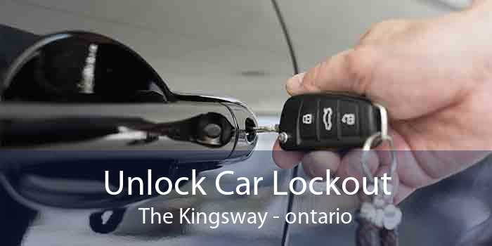Unlock Car Lockout The Kingsway - ontario