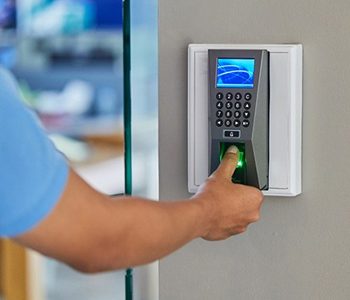 Commercial Access Control System in Stayner