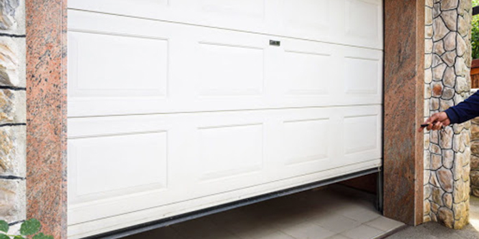 Residential Garage Door Repair in Parkdale