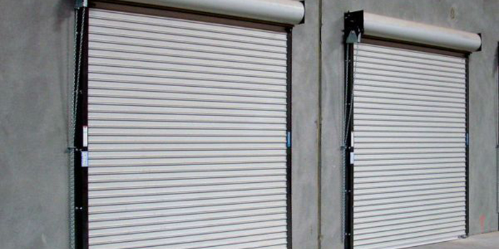rolling steel door repair