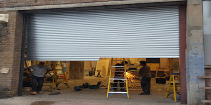 shop front door repairs West Toronto